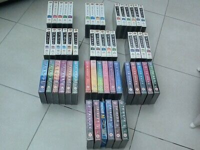 Friends VHS sets - nearly complete collection over the 10 seasons