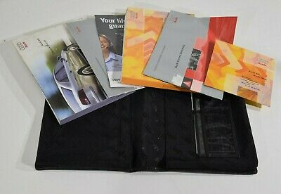 Audi A8 D3 2005 To 2010 Manual Wallet Book Pack