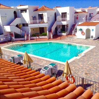 2 Bed 2 Bath Holiday Apartment In Tenerife