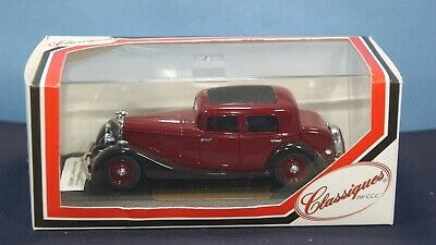 CLASSIQUES - PANHARD BERLINE PANORAMIQUE - C1045 - Made in France -1.43