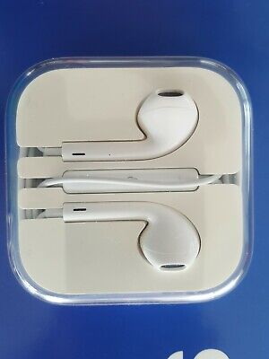 100% Original Apple (Md827) Kit Pieton Main Libre Écouteur Oreillette Iphone 5 6