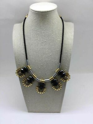 NWOT Authentic J Crew Dangling teardrops necklace Yellow $95 Item B1659