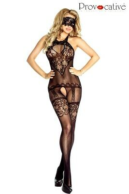 Bodystocking Ouvert Angela Provocative