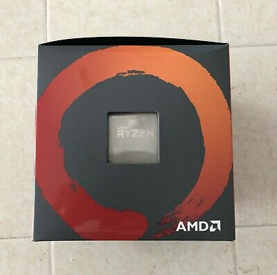 AMD Ryzen 2nd Gen 7 2700X - 4.3 GHz Eight Core (YD270XBGAFBOX) Processor