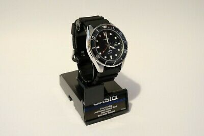 Casio Men's MDV106-1AV 200M Duro Analog Watch Black - Brand New with nato straps