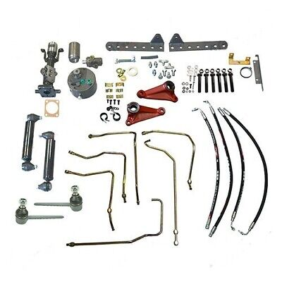 Massey Ferguson 135 / 240 Power Steering Kit - Original Type - 2 Cylinder