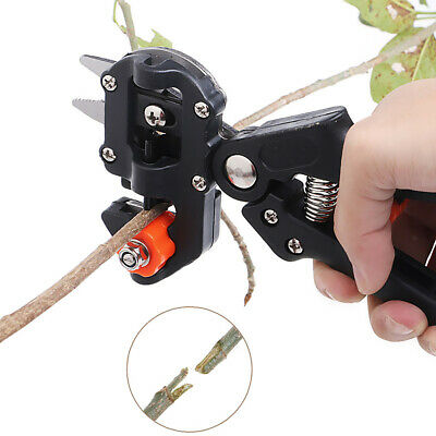 Garden Nursery Fruit Tree Pro Pruning Shear Grafting Cutting Cutter Tool