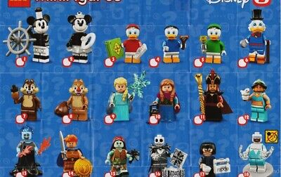 LEGO 71024 serie minifigures disney 2 Complete Set of 1 Minifigure CHOOSE