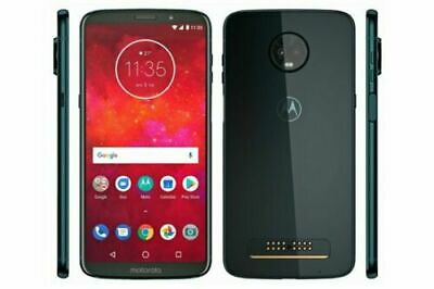 Motorola Moto Z3 Play XT1929-3 32GB Indigo Sprint GSM Unlocked Open Box