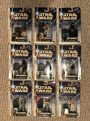 Star Wars 30/'th Anniversary 2006//2007 Figure Assortment You Choose