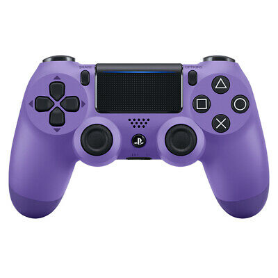 PlayStation 4 PS4 DualShock 4 Electric Purple Wireless Controller NEW