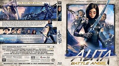 Alita: Battle Angel (BLU-RAY/2019-1 DISC)
