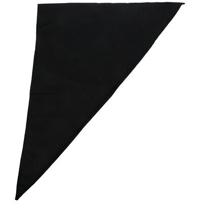 Chef Black Neckerchief U4B7