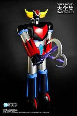 High Dream Hl Pro 50 cm Super Robots Daizenshu Grendizer Normal Édition