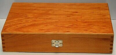 Wooden 35mm Slide Box