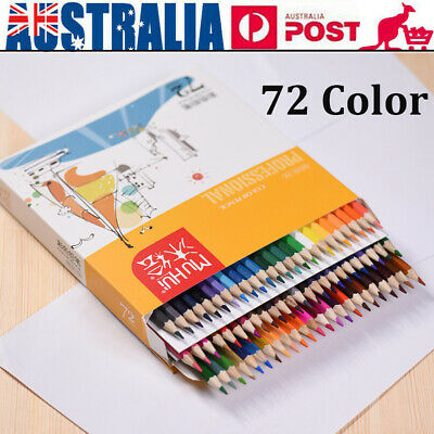 180 Slots Zippered Colored Pencil Case Sketching Pencil Bags Holder Organizer