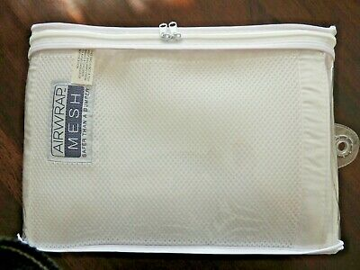 Air Wrap Mesh Baby Cot Bumper - As new used once - Safer than traditional Bumper
