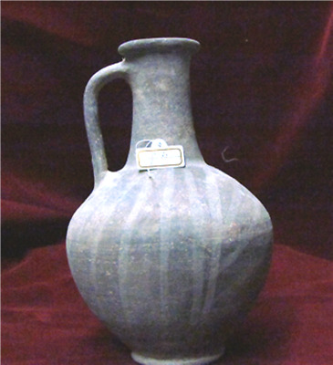 Late bronze age terra cotta jug,Time of Moses p174