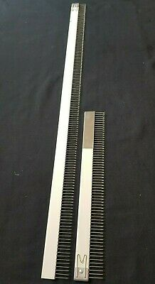 Brother Electronic Knitting Machine Parts Accessories 2 Piece Cast On Comb Set