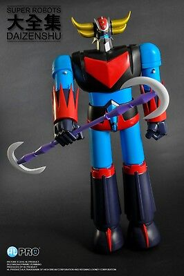 High Dream Hl Pro 50 cm Super Robots Daizenshu Grendizer Rétro Édition
