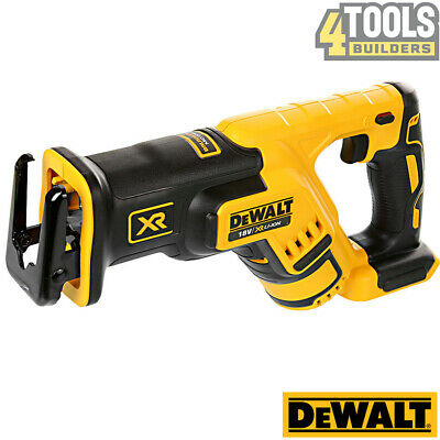 Dewalt DCS367N 18V XR Brushless Compact Reciprocating Saw Body Only