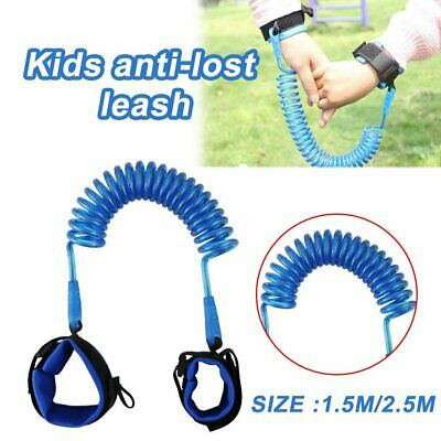 Strap Wrist Leash Safety Walking Anti-lost Harness Belt Hand Toddler Kids S4