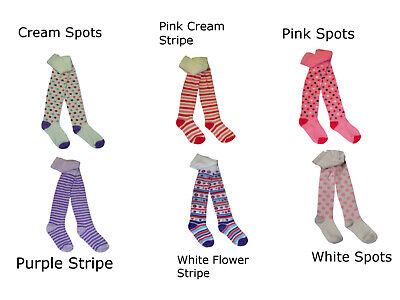 Baby/Toddler/Childrens Cute & Fancy Patterned Tights All Ages