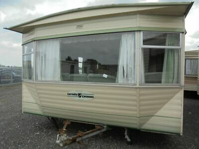 Static Caravan, Carnaby Realm, 30Ft X 12Ft, 2 Bedrooms.  Large Master Bedroom