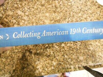 Antique Reference Book Collecting American 19Th Century Silver By Mcclinton 1968