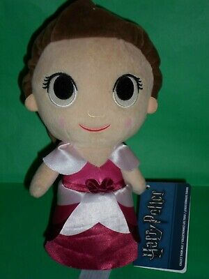 """2 Funko Cute Plushies Harry Potter Hermione and Hagrid 8"""" Inch Collectible Plush"""