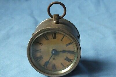 Antique Ansonia Bee Small Clock