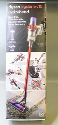 *New Sealed* Dyson Cyclone V10 Motorhead 244393-01 Cordless Bagless Stick Vacuum
