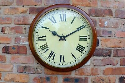 Large GPO wall clock