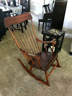 Antique Rocking Chair Valuable