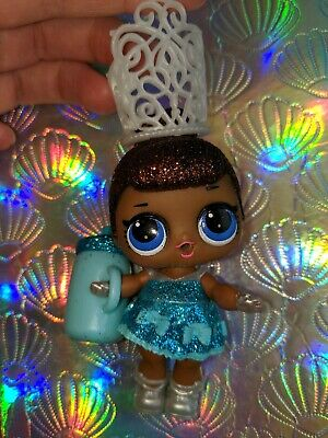 💐Lol Surprise Doll MISS BABY Glitter Series with crown💐 genuine