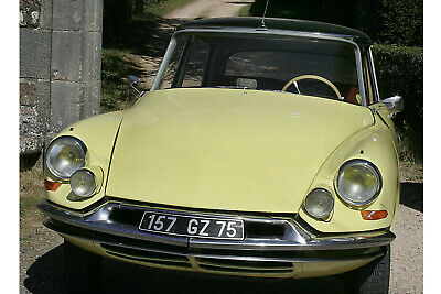 citroen ds 19 boite hydraulique 05/1958 TBE Restaurée -MINT Condition !