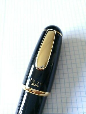 Rare Tombow egg zoom 828 FP Fountain Pen , barely used