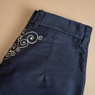 Vintage 90's Y2K Maria Maria High Waisted Straight Black Jeans Women's W 25 L 32