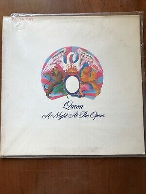 Queen - A Night At The Opera Vinyl 1975