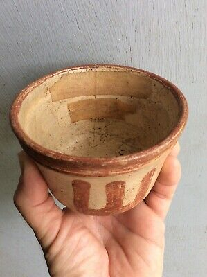 PRE COLUMBIAN POTTERY BOWL~Estate Find~ High Quality Old Collection Item!