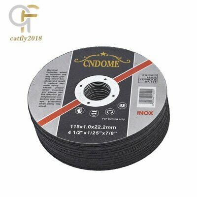 """50 Pack 4-1/2""""x.040""""x7/8"""" Cut-off Wheel - Metal & Stainless Steel Cutting Discs"""