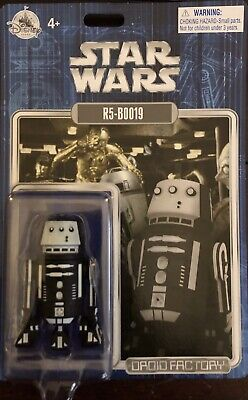 Disney Parks Star Wars R5-B0019 2019 Halloween Droid Factory New With Card