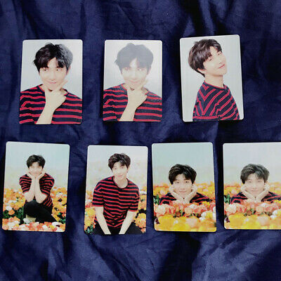 BTS Love Yourself World LY Tour RM mini Photo complete 7 Set official photocard
