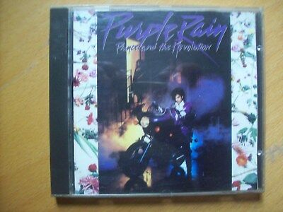 "cd PRINCE and the Revolution ""purple rain"""
