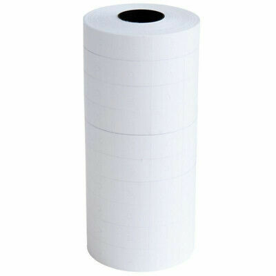 23 x 16mm Price label rolls Replacement For MX-6600 Paper Parts Durable