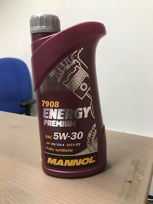 Mannol 1L 5W30 C3 Energy Premium  Fully Synthetic