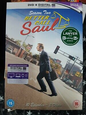 Better Call Saul: Complete Second Series *New & Factory Sealed*