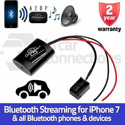 CTAFD2A2DP Ford C-Max A2DP Bluetooth Musik Streaming Interface Adapter IPHONE Z