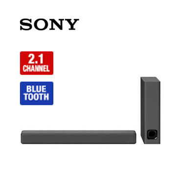 Sony HT-MT300 2.1ch Compact Soundbar with Wireless Subwoofer