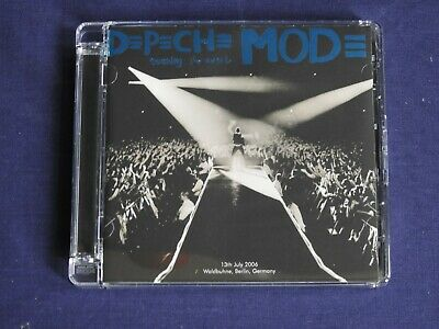Depeche Mode Touring the Angel 13th July 2006 Waldbuhne, Germany - Mint 2 CD